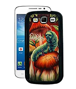 Aart Designer Luxurious Back Covers for Samsung S3 Mini + Flexible Portable Thumb OK Stand by Aart Store.