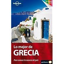 Lo mejor de Grecia 1 (Guías Lo mejor de Ciudad Lonely Planet)