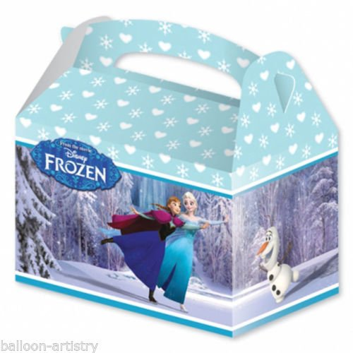 Dress Kostüm Up Frozen - Disney Frozen Party Box