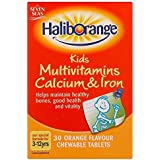 Haliborange Enfants De Multivitamines Calcium Plus Et Fer (30)