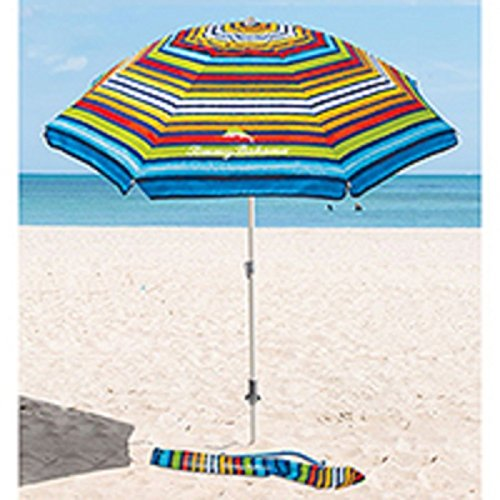tommy-bahama-multi-coloured-umbrella-with-sand-anchor-21-m-diameter-and-245-m-height
