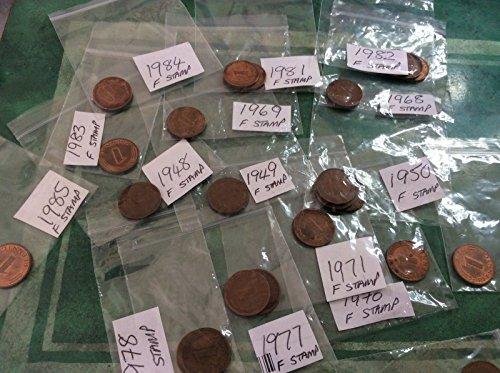 Lll 1 Pfennig 1948 Vergleichstest Jan 2019 Neu