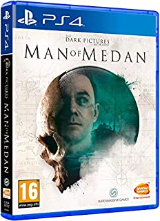 The Dark Pictures: Man Of Medan for PlayStation 4 (B07K3GFJ77) | Amazon Products
