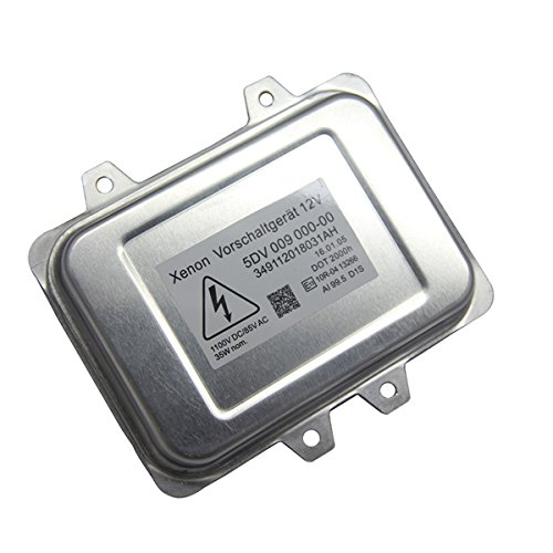 FEZZ Auto D1S D1R Xenon HID Scheinwerfer Steuergerät Vorschaltsteuergerät mit Ballast OEM 5DV 009 000-00 12 V 35 Watt (2011 Dodge 2500-scheinwerfer)