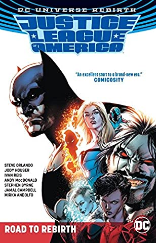The Road To - Justice League of America: The Road to