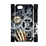 Best OtterBox iPhone 4S Cases - Durable Soft Silica Gel Printing Clock Wheel For Review