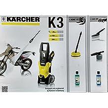 Kärcher K3 Car & Home - Kit hidrolavadora
