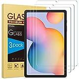SPARIN 3 Stück Panzerglas Schutzfolie kompatibel mit Samsung Galaxy Tab S6 Lite 10.4 zoll, Glas Displayschutzfolie