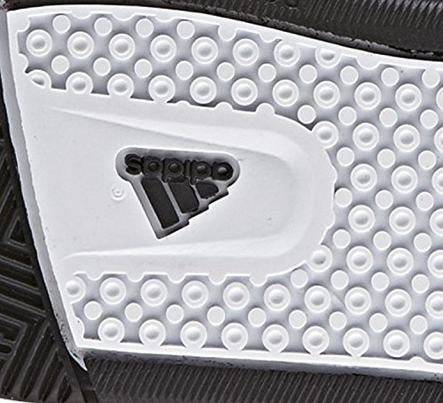 adidas Kinder Schuhe Sneaker Guzzo C Klett schwarz / grün / weiss Schwarz