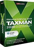 Lexware Taxman 2020 für das Steuerjahr 2019|Minibox|Übersichtliche Steuererklärungs-Software für Arbeitnehmer, Familien, Studenten und im Ausland Beschäftigte -