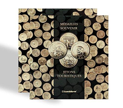2 albums Presso médailles touristiques