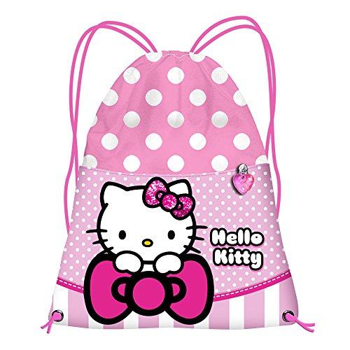 Hello Kitty–50749–Turnbeutel–41°cm