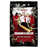 mabaoyuhen Shaun of The Dead - Poster Beach Towel 31 x 51in