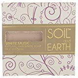 Soil and Earth Natural Handmade Soap- Wh...