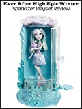 Review: Ever After High Epic Winter Sparklizer Playset Review [OV]