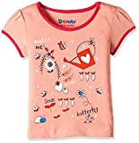 #9: Donuts Baby Girls' T-Shirt (269783183 PEACH 18M HS)