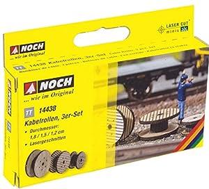 NOCH 14438 - Rollos de Cable para modelar paisajes