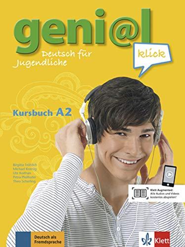 Geni@l klick. A2. Kursbuch. Per la Scuola media. Con CD Audio: geni@l klick a2, libro del alumno + cd