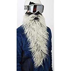 Beardski Easy Rider masque de ski, masque de snowboard. Protection du Visage, Barbe Faux, Balaclava