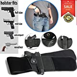 Best Concealed Carry Holsters - Concealed Carry Ultimate Belly Band Holster Review