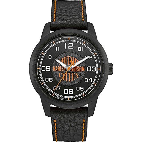 Men Only Time Harley Davidson Sport Watch Cod. 78A116