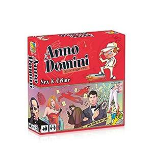 Dv Giochi dvg9357-Juegos de Cartas Anno Domini Sex & Crime