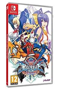 BLAZBLUE CENTRALFICTION Special Edition - Nintendo Switch [Edizione: Regno Unito]