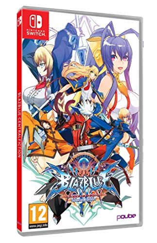 PQube - BlazBlue: Central Fiction /Switch (1 GAMES)