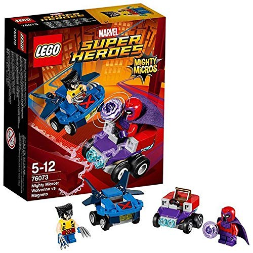 LEGO Marvel Super Heroes 76080 - Ayeshas Rache, Superhelden-Spielzeug