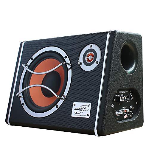 Subwoofer 450w (LIDAUTO Auto Subwoofer-Lautsprecher Audio Woofe 8-Zoll-Hochleistungsverstärker Super Bass 12V 75W-450W)