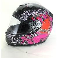 Casco da moto Viper RS250 Desire Full Face, Casco integrale Touring Casco moto donna