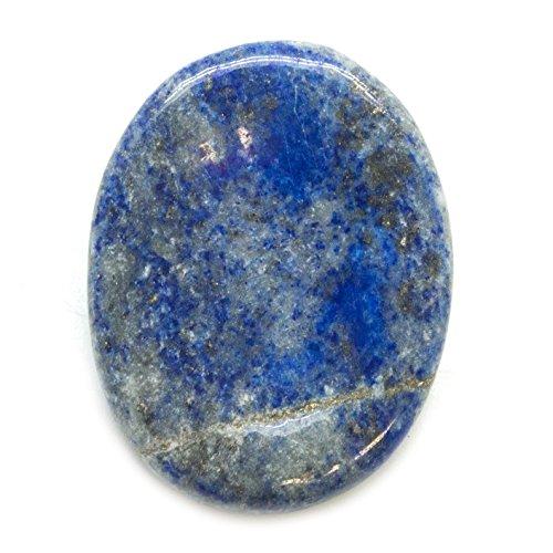 bonanza-day-sale-lapis-lazuli-worry-stone-crystal-healing-wellness-metaphysical-thumb-stone-positive