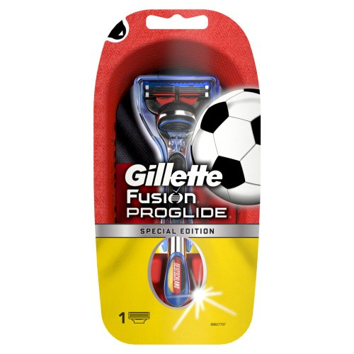 Gillette Fusion ProGlide Fußball Fan-Rasierer Deutschland Edition