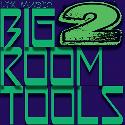 Big Room Tools, Vol. 2 [Explicit] - Tool Room