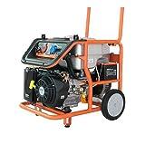 FX-SG7500B mit 380V und Elektrostarter Anschluss Stromerzeuger Motor Stromaggregat Stromgenerator - 3