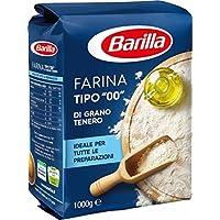 Barilla - Farina, di Grano Tenero, per tutte le preparazioni - 10 pezzi da 1 kg [10 kg]