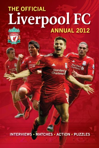 Official Liverpool FC Annual 2012 (Annuals 2012)