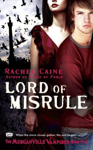 ganville Vampires, Book 5): The Morganville Vampires, Book 5 (Rachel Halloween 5)