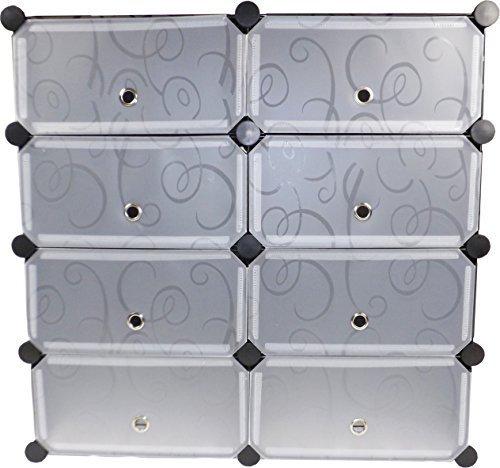heavy-duty-metal-shoe-rack-deluxe-black-with-white-doors-15kg-capacity-per-metal-shelf-large