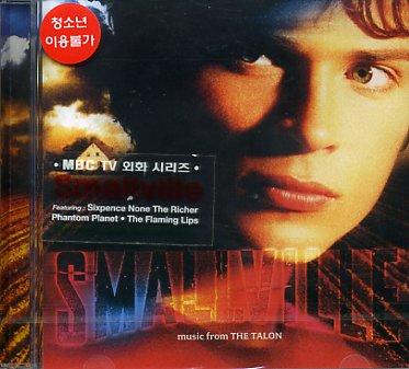 Smallville, Vol. 1: The Talon Mix [Enhanced] [Soundtrack] [Audio CD] - Vol 1 Smallville