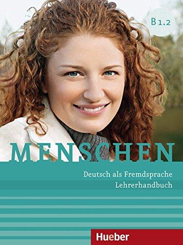 MENSCHEN B1.2 Lehrerh. (prof.) por Susanne Kalender