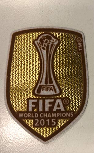 A Club World Cup Champions Patch 2015 FC Barcelona ()