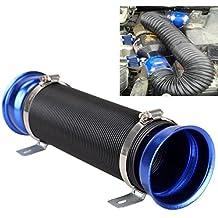Juego de manguera corrugada marca MADLIFE GARAGE para aire acondicionado de auto, de inducción flexible