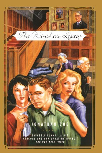 The Winshaw Legacy: or, What a Carve Up! by Jonathan Coe (1996-01-03)