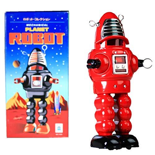 HwaStudio MS430 Estaño Rojo Planeta Robot mecánico, Robby...