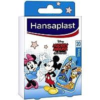 Hansaplast Kids Mickey & Friends Strips 20 stk preisvergleich bei billige-tabletten.eu