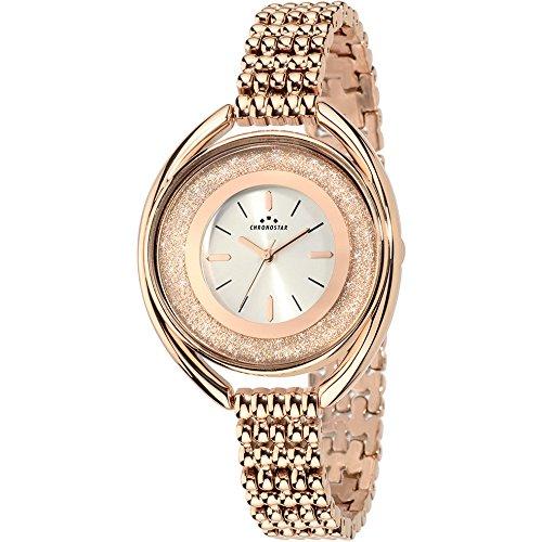CHRONOSTAR orologio Solo Tempo Donna Moon Crystal R3753259502