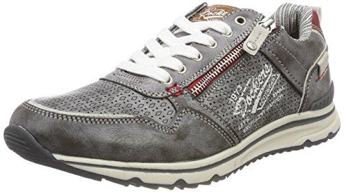 Dockers by Gerli Herren 42MO003 Sneaker, Schwarz 600100, 43 EU
