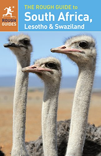 South Africa. Rough Guide - 7th Edition (Rough Guides) por Vv.Aa.