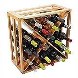 True Crisscross Wine Rack